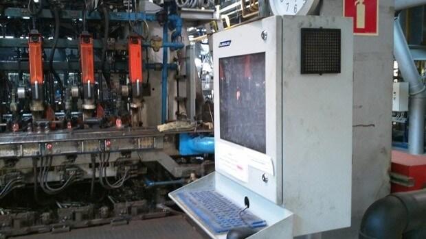 Armarios industriales para PC