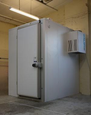 Armagard cámara de pruebas ambientales.