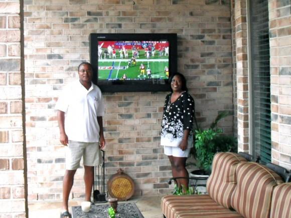 TV para exterior