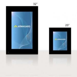 pantalla publicitaria multimedia