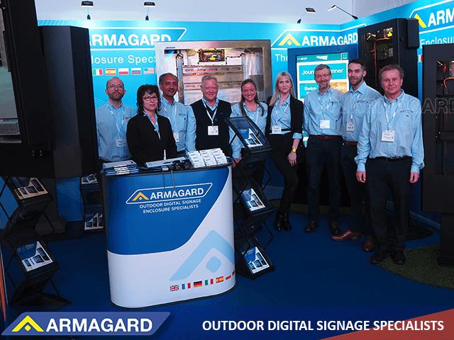 Armagard team for ISE 2020