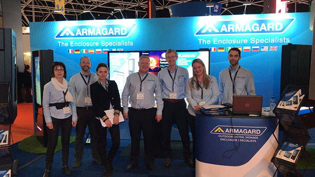 Integrated Systems Europe 2019 Armagard