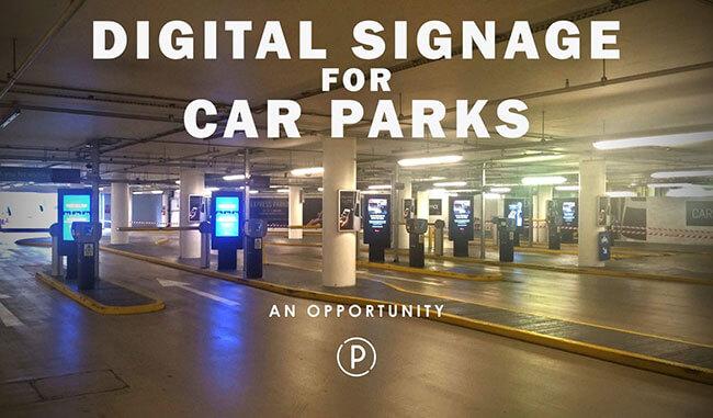 La Señalización Digital publicidad