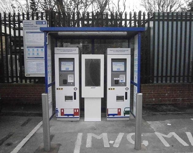 La Señalización Digital puede usarse en Parking