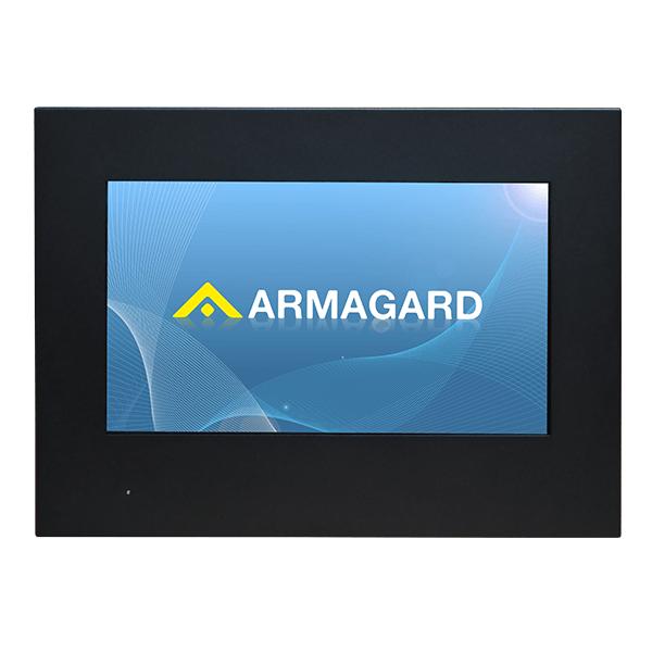 Monitor LCD exterior vista frontal