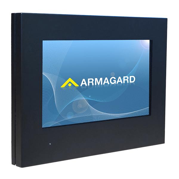 Monitor LCD exterior