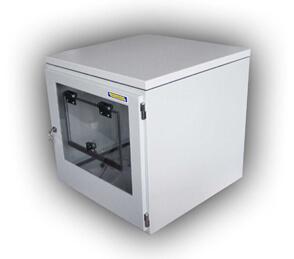 Armario para impresora acero templado