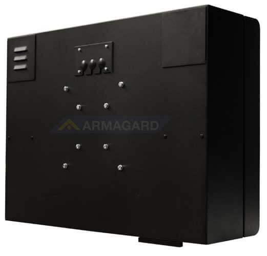 Armario LCD 19 vista trasera | PDS-24