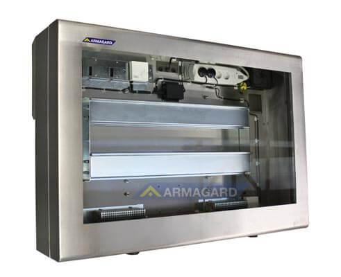 Armario LCD lavado alta presion – puerta frontal cerrada