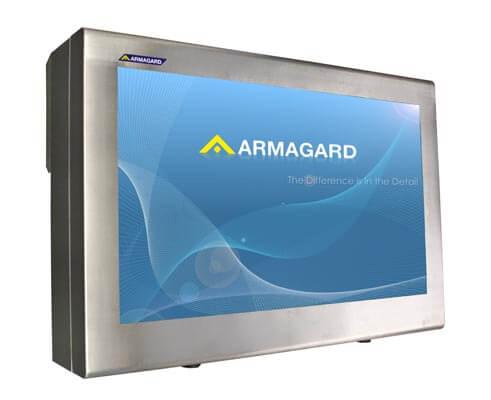 Armario LCD lavado alta presion | Series SDS