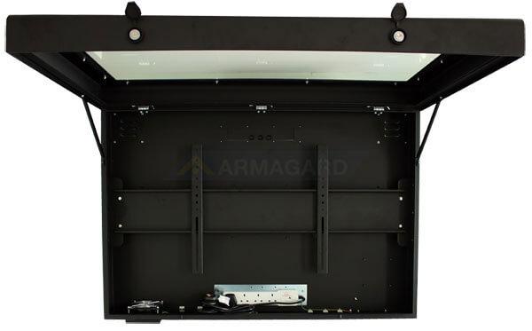 Armarios LCD vista frontal