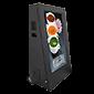 Caballete Digital Exterior con Batería | rango de producto
