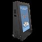 Caballete digital publicitario de fácil transporte | rango de producto