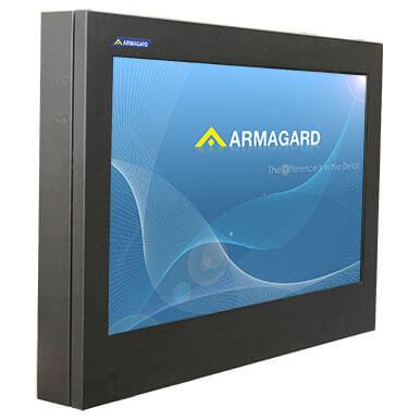 Caja de Borde Delgado para LED Exterior