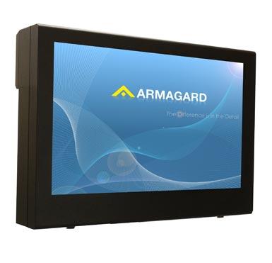 Pantalla LCD alto brillo exterior