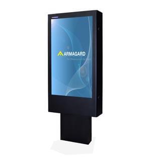 "Armario 47"" pantalla LCD alto brillo LG"