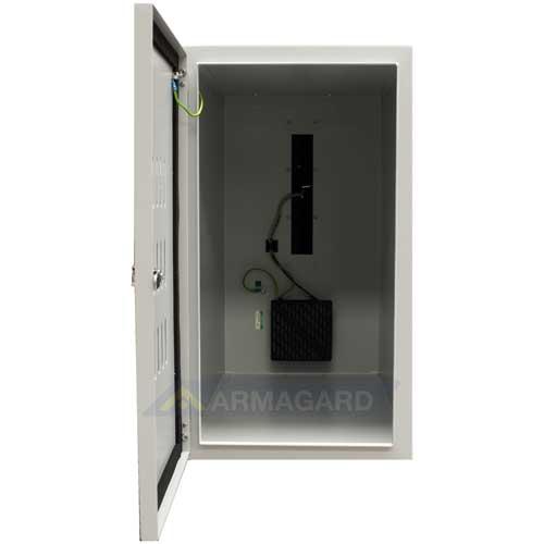 Gabinete de seguridad para cpu nuevo cepillo interior PC-CP01
