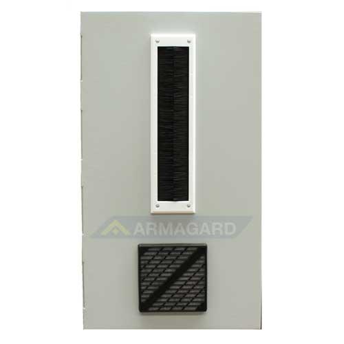 Gabinete de seguridad para cpu nuevo cepillo PC-CP01