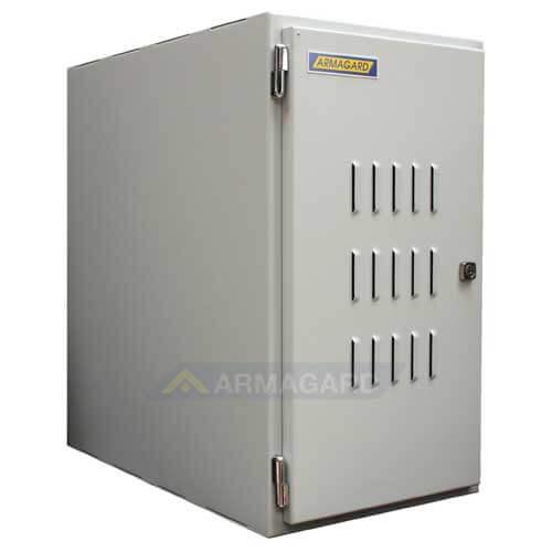Gabinete de seguridad para cpu parte delantera PC-CP01