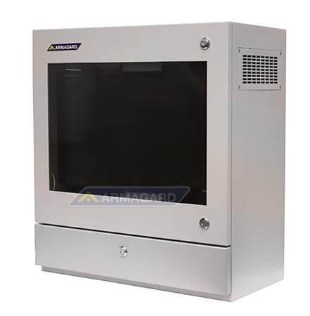 Armario PC PENC-400 – vista lado derecho
