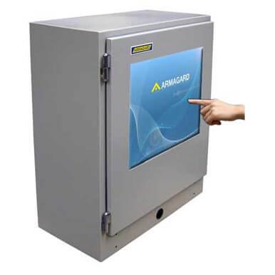 PC industrial tactil estanco PENC 750
