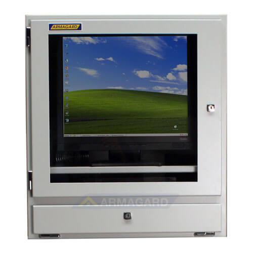 Armario PC IP54 PENC-800 vista frontal