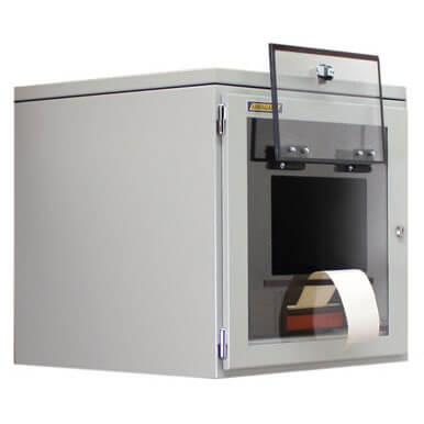 Armario Impresora Etiquetas IP54 acero | ppri-400