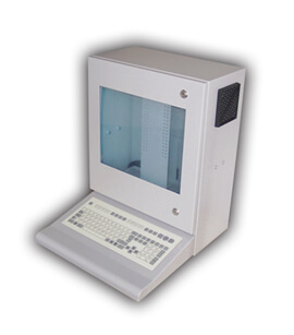 Armario PC industrial