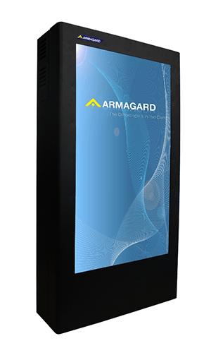 Armagard's Armario vertical de 42