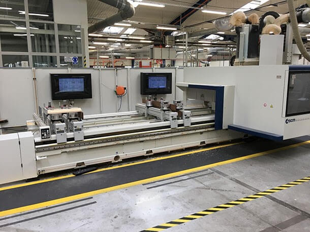 La señalización digital en planta de fabricación