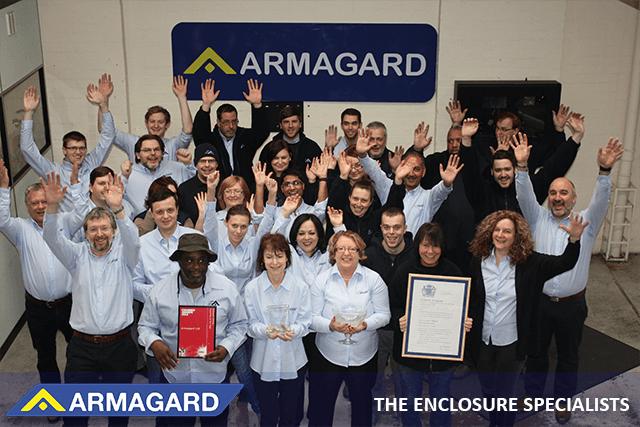 Equipo de Armagard